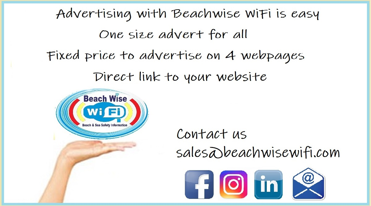 Advertising with beachwise wifi is easy